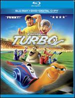Turbo [Blu-ray/DVD]