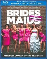 Bridesmaids [2 Discs] [Includes Digital Copy] [UltraViolet] [Blu-ray/DVD]