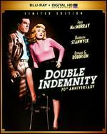Double Indemnity [70th Anniversary Limited Edition] [Includes Digital Copy] [UltraViolet] [Blu-ray]