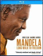Mandela: Long Walk to Freedom [Blu-ray]