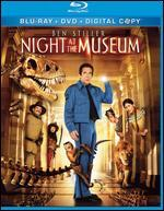 Night at the Museum [2 Discs] [Includes Digital Copy] [Blu-ray/DVD] - Shawn Levy