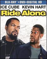Ride Along (Blu-Ray + Dvd + Digital Hd With Ultraviolet)