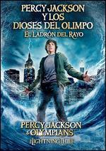 Percy Jackson & the Olympians: The Lightning Thief [Spanish]