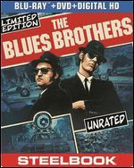 The Blues Brothers [2 Discs] [Includes Digital Copy] [UltraViolet] [SteelBook] [Blu-ray/DVD]