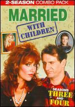 Married... With Children: Seasons Three and Four [4 Discs] -