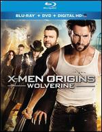 X-Men Origins: Wolverine [2 Discs] [Includes Digital Copy] [UltraViolet] [Blu-ray/DVD]