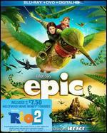 Epic [Includes Digital Copy] [UltraViolet] [Blu-ray/DVD] [With Rio 2 Movie Money]