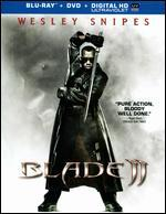 Blade 2 [2 Discs] [Includes Digital Copy] [UltraViolet] [Blu-ray/DVD] - Guillermo del Toro