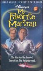 My Favorite Martian [Vhs]