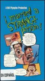 I Married a Strange Person New Vhs Bill Plympton Animated Film