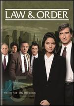 Law & Order: The Fifth Year [5 Discs] -
