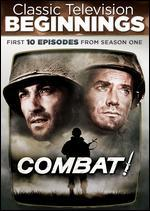 Classic Television Beginnings: Combat! - First 10 Episodes