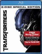 Transformers [2 Discs] [Blu-ray/DVD] [Movie Money] - Michael Bay