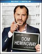 Dom Hemingway(Dvd)