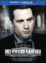 Once Upon a Time in America [Collector's Edition] [Extended Director's Cut] [UltraViolet] [Blu-ray] - Sergio Leone