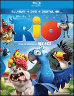 Rio [2 Discs] [Includes Digital Copy] [Blu-ray/DVD]