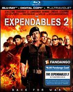 The Expendables 2 [Expendibles 3 Movie Cash] [Blu-ray] [Includes Digital Copy] [UltraViolet]