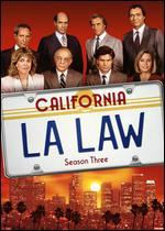 L.A. Law: Season 03