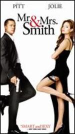 Mr & Mrs Smith-Definitive Edition [Dvd]