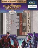 Guardians of the Galaxy 3d Steelbook (Blu-Ray 3d / Blu-Ray / Digital Hd)