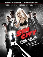 Sin City: A Dame to Kill For [2 Blu-ray's ONLY]