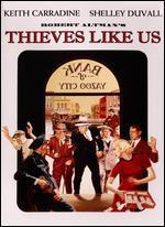 Thieves Like Us [Vhs]