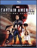 Captain America: The First Avenger [Blu-ray] - Joe Johnston
