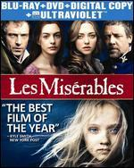 Miserables [Includes Digital Copy] [UltraViolet] [Blu-ray/DVD] [With Movie Cash]