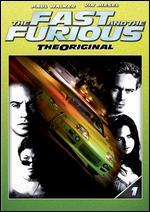 The Fast and the Furious [With Furious 7 Movie Cash]