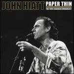 Paper Thin [Limited Edition]