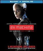 Ex Machina [Blu-Ray + Digital Hd]