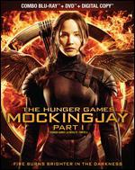 The Hunger Games: Mockingjay-Part 1 [Blu-Ray + Dvd ]