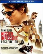 Mission: Impossible-Rogue Nation [Blu-Ray]