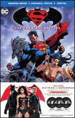 Batman V Superman: Dawn of Justice-Limited Edition Graphic Novel + Movie (Graphic Novel + Ultimate Edition Blu-Ray + Theatrical Blu-Ray + Dvd + Digital Hd Ultraviolet Combo Pack)