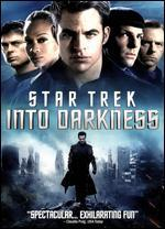 Star Trek Into Darkness [Region 2 Formatted Pal Version Dvd]