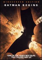 Batman Begins [Dvd]