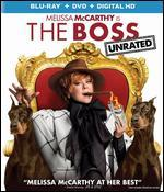 The Boss (1 BLU RAY DISC)