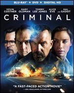 Criminal [Blu-Ray + Dvd + Digita