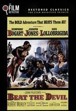 Beat the Devil {John Huston...} ( Cult Classic Action Spoof Crime Comedy-Movie / Video Film on Dvd );