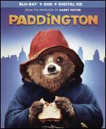 Paddington [Includes Digital Copy] [Includes Book] [Blu-ray/DVD] [2 Discs]