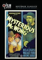 Mysterious Mr Wong [Dvd] [1935] [Region 1] [Ntsc]