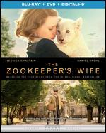 The Zookeeper's Wife (Blu-Ray + Dvd + Digital Hd)