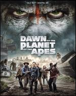 Dawn of the Planet of the Apes [Includes Digital Copy] [UltraViolet] [Blu-ray]