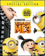 Despicable Me 3 [Includes Digital Copy] [Blu-ray/DVD]