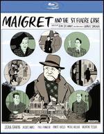 Maigret & St Fiacre Case [Blu-Ray]