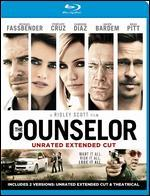 The Counselor [2 Discs] [Blu-ray/DVD]