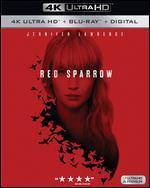 Red Sparrow [4K Ultra HD Blu-ray/Blu-ray]
