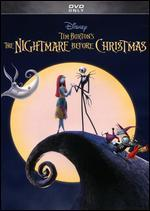 The Nightmare Before Christmas [Vhs]