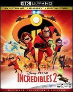 The Incredibles 2 [Includes Digital Copy] [4K Ultra HD Blu-ray/Blu-ray]