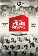 Tell Them We Are Rising: the Story of Historically Black Colleges and Universities Dvd